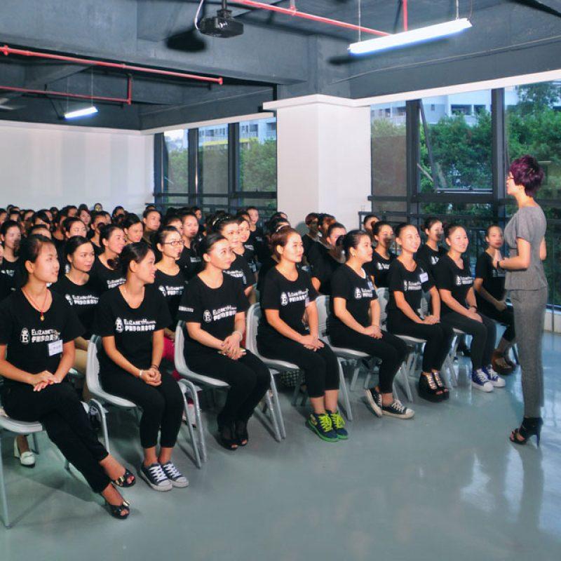 高级创业班(美容化妆美甲培训课程)