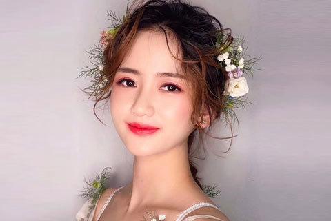 极简优雅减龄韩尚化妆造型