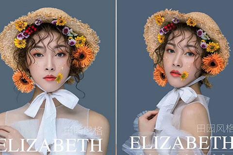 三款新娘造型实用好看,成就最美新娘