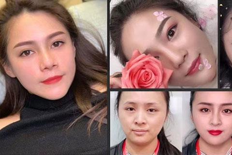 纹绣,纹眉,眉、眼、唇半永久化妆之学习课程
